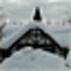 Logo White Winter Screensaver
