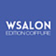 Logo WSalon édition Institut de beauté NF525 par TDE Informatique