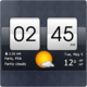 Logo Sense Flip Clock & Weather Android