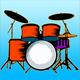 Logo Drum kit