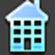 Logo Hotel App Tab Bar Icons for iOS