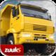 Logo Construction Truck Simulator