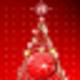 Logo Christmas Decoration Screensaver