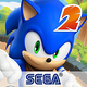 Logo Sonic Dash 2 : Sonic Boom iOS