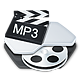 Logo Aiseesoft MP3 Convertisseur pour Mac Gratuit