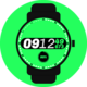 Logo Milliseconds for Android Wear