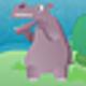Logo Furious Hippo