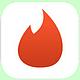 Logo Tinder iOS