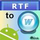 Logo RTF To Word (.doc)