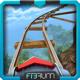 Logo Roller Coaster VR attraction iOS