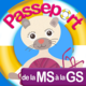 Logo Passeport PS MS : les animaux