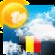 Logo Météo pour la Belgique