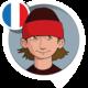Logo Voix Romain (français)