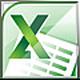 Logo Microsoft office excel 2007
