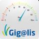 Logo Gigalis (Pays de la Loire)