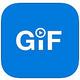 Logo GIF Keyboard iOS