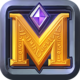 Logo Master of Cards – TCG game