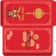 Logo Pochette carte cadeau Dragon