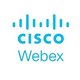 Logo Cisco WebEx Meetings