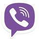 Logo Viber Mac