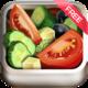 Logo Recettes de salade GRATUIT
