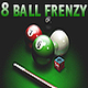 Logo 8 Ball Frenzy