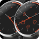 Logo BadApps Animated Watch Face