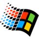 Logo Windows 95 Linux