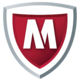 Logo McAfee Mobile Security