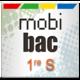 Logo MobiBac 1ère S iOS
