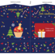 Logo Pochette carte cadeau de Noël