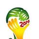 Logo dates et horaires des matchs de la coupe du monde 2014