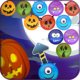 Logo Bubble Shooter Halloween
