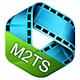 Logo 4Videosoft M2TS Convertisseur