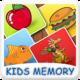 Logo Kids Memory