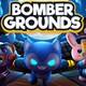 Logo Bombergrounds Battle Royale