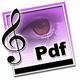 Logo PDFtoMusic Mac