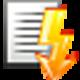 Logo FlashPaste Speed Typing