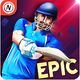 Logo Epic Cricket Big League Game Android