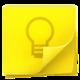 Logo Google Keep iOS
