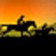 Logo Cowboy Ride Screensaver