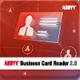 Logo Abbyy Business Card Reader