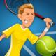Logo Stick Tennis