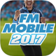 Logo Football Manager Mobile 2017 iOS