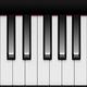 Logo Portable Piano Guitar Qanun