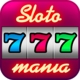 Logo Slotomania – slot machines