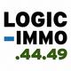 Logo Logic-immo.com Nantes Angers