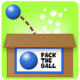 Logo Pack the Ball: Free Game
