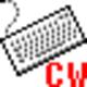 Logo CwType morse terminal