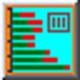 Logo 3D Stacked Horizontal Bar Graph Software